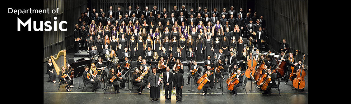 choir and orchestra
