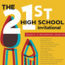 High School Invitational poster